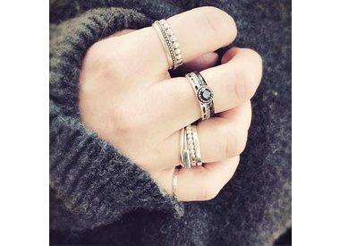 Charmin's Zilveren Ringen