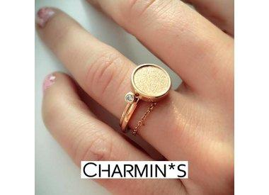 Charmins Stalen Ringen