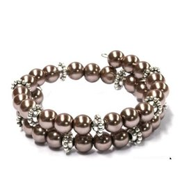 Fashion Jewelry Wire Armband Champaign