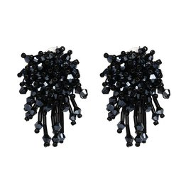 Bunch of Shiny Beads -Black