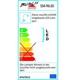 Busch Leuchten LED Schlauchklammerleuchte 1 x 2,5 Watt