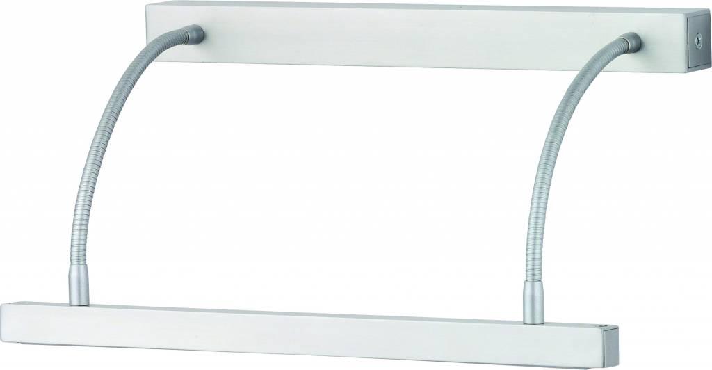 busch leuchten led flex wandleuchte bilderleuchte 2 led 3 5 w leuchtengrosshandel24. Black Bedroom Furniture Sets. Home Design Ideas