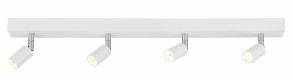 Busch Leuchten LED Leiste 4 fl. 4 x 6,5 W