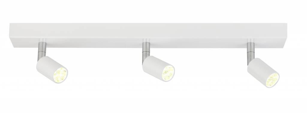 Busch Leuchten LED Leiste 3 fl. 3 x 6,5 W