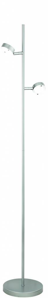 Busch Leuchten LED Stehleuchte 2 fl. 4,5 W drehbar