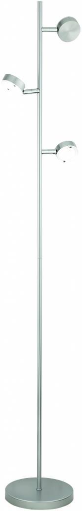 Busch Leuchten LED Stehleuchte 3 fl. 4,5 W drehbar