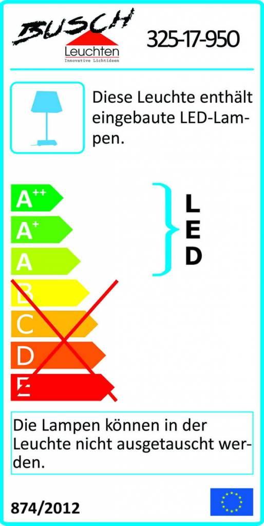 Busch Leuchten LED-Tischleuchte m. Schalter 4,5 W