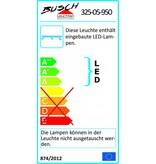 Busch Leuchten LED-Spot 4-fl. 4 x 4,5 W quadratisch