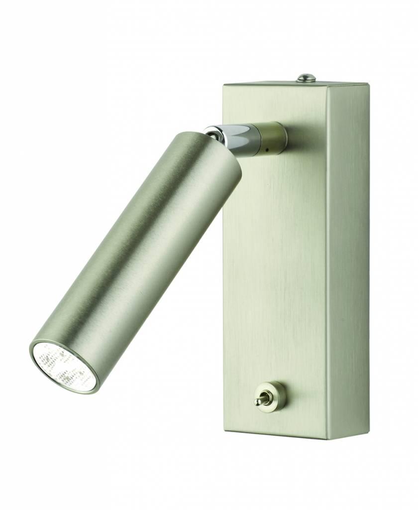 Busch Leuchten LED Wandleuchte m. Schalter 9 W