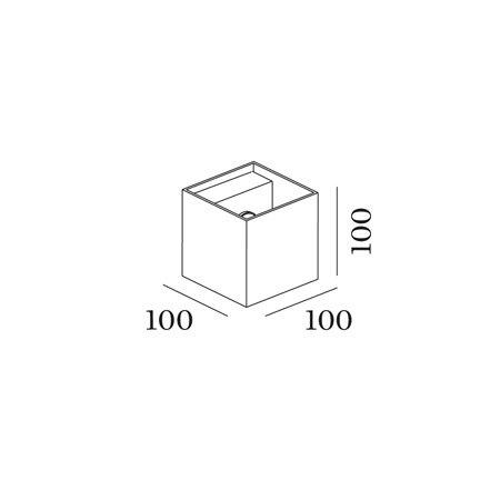 WEVER & DUCRÉ BOX 2.0 LED 3000K DIM B