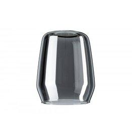 Paulmann DecoSystems Schirm Vase max. 50W Rauch Glas