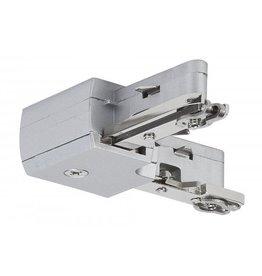 Paulmann URail System Light&Easy L-Verbinder starr Chrom matt 230V Metall