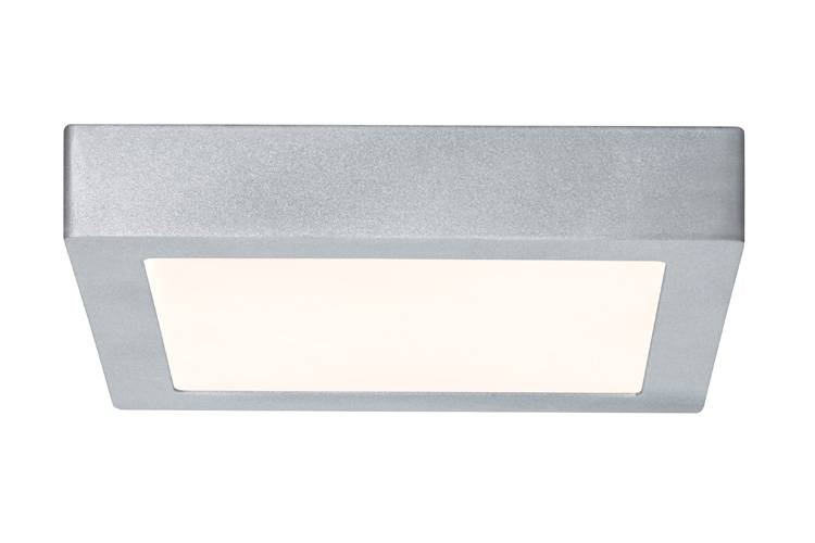 paulmann wallceiling lunar led panel 220x220mm 12 5w 230v chrom matt alu leuchtengrosshandel24. Black Bedroom Furniture Sets. Home Design Ideas