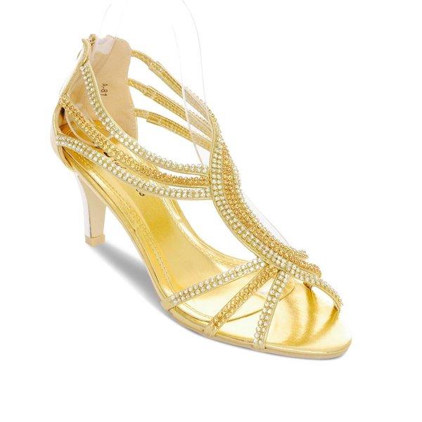 gouden sandaal