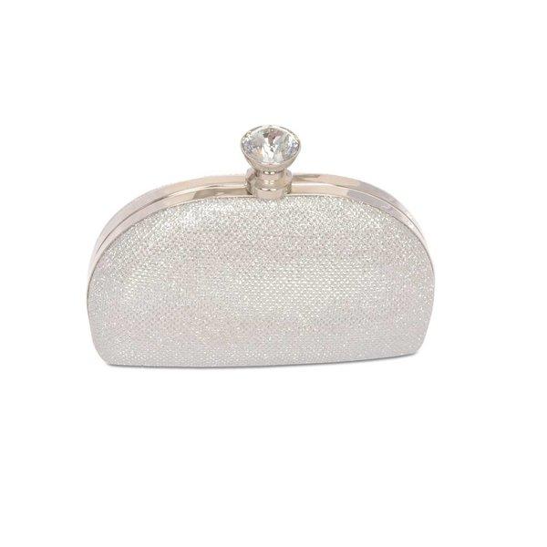 Zilveren Clutch