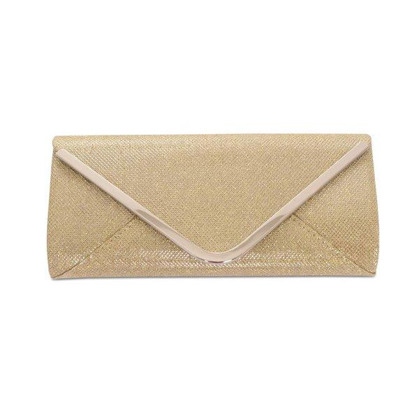 Gouden Enveloptasje/Clutch