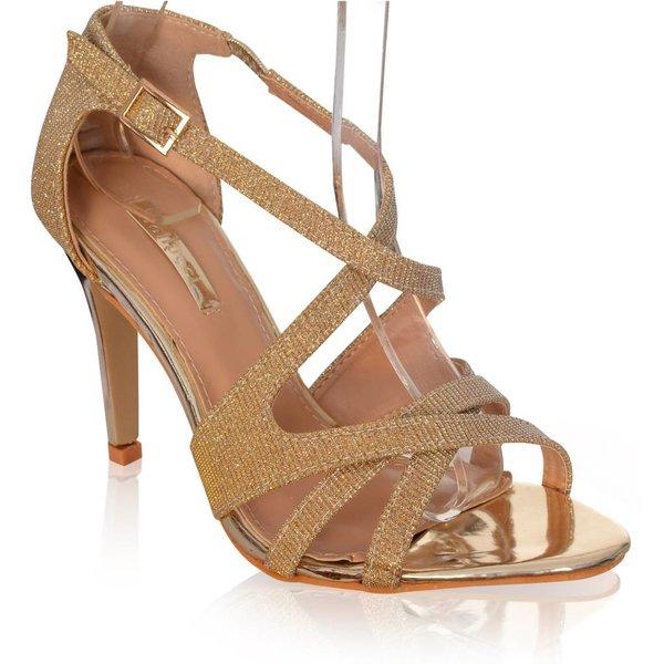 Shiny shoe Goud