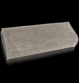 Luxe strass clutch