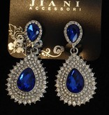bruidsoorbellen - Blauw