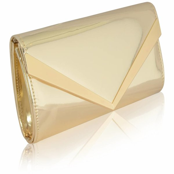 Party Envelope clutch - Goud