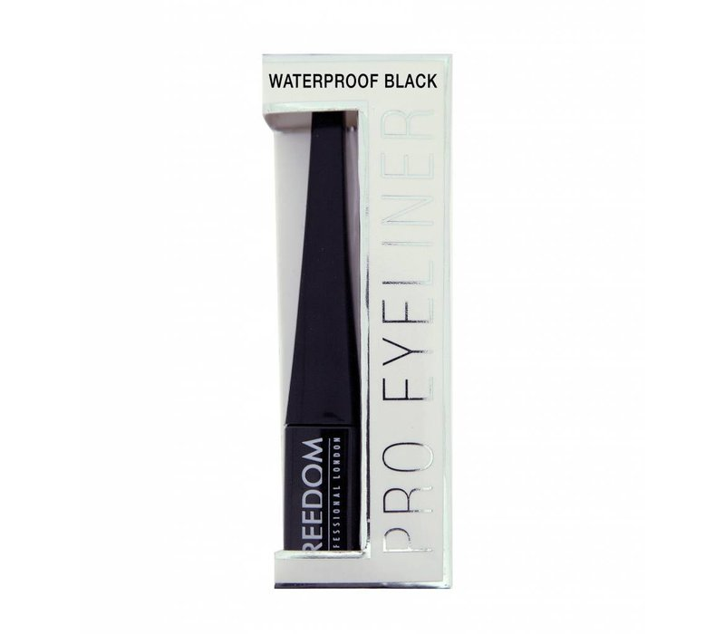 Freedom Pro Line Waterproof Black