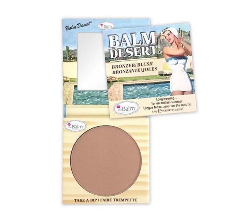 The Balm Desert Balm Bronzer