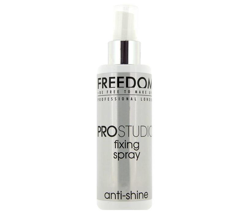 Freedom Professional Studio Anti Shine Fix Spray 100ml