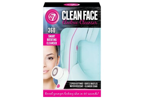 W7 Electric Face Cleanser