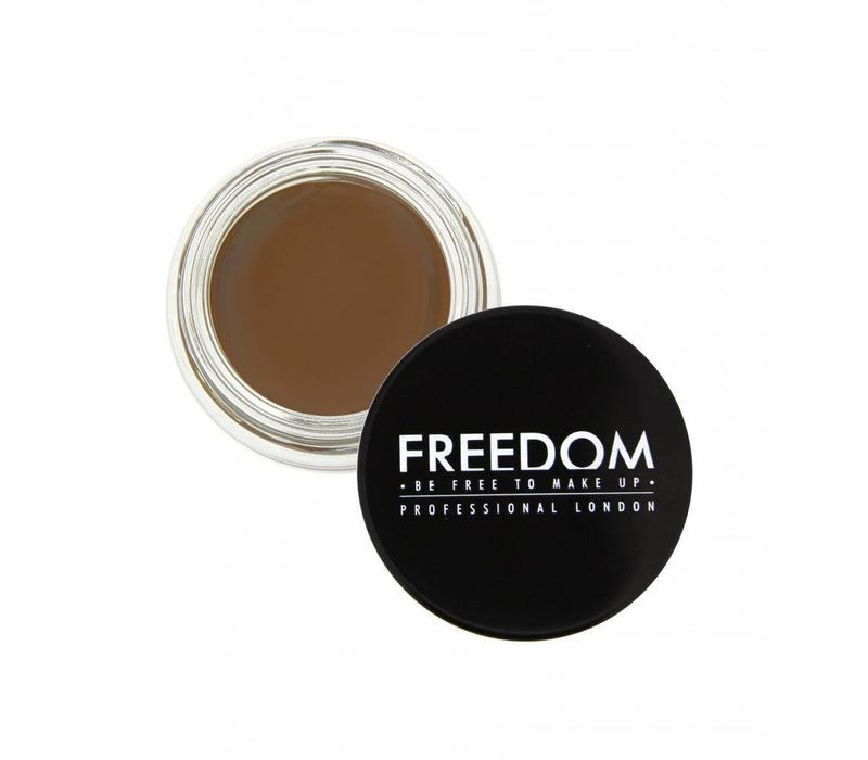 Freedom Pro Brow Pomade Caramel Brown