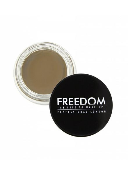 Freedom Makeup London Freedom Pro Brow Pomade Taupe