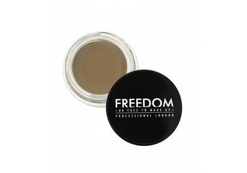 Freedom Makeup London Brow Pomade Taupe