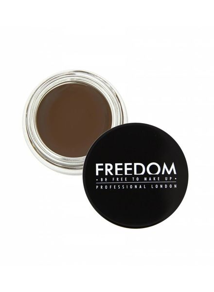Freedom Makeup London Freedom Pro Brow Pomade Chocolate