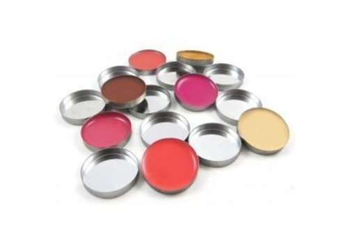 Z Palette Round Metal Pans 10 Pack