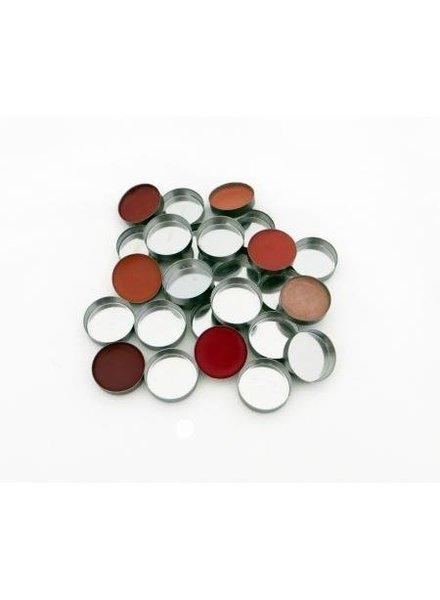 Z Palette - 15130151 Z Palette Mini Round Metal Pans 10 Pack