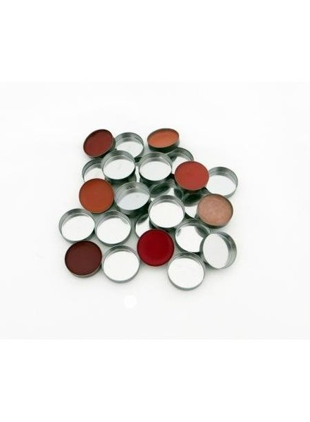 Z Palette Mini Round Metal Pans 10 Pack