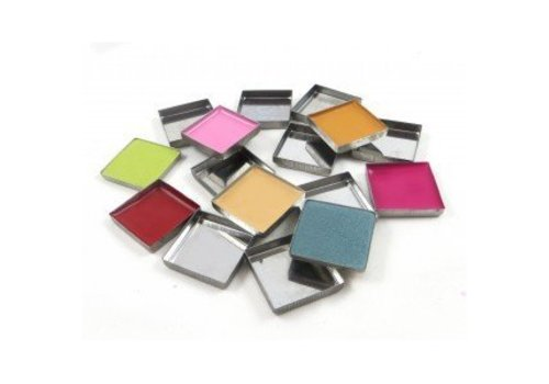 Z Palette - 15130151 Square Metal Pans 20 Pack