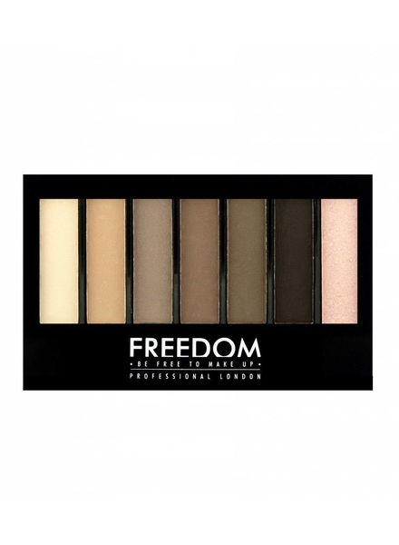 Freedom Makeup London Freedom Pro Shade & Brighten Mattes Kit 1