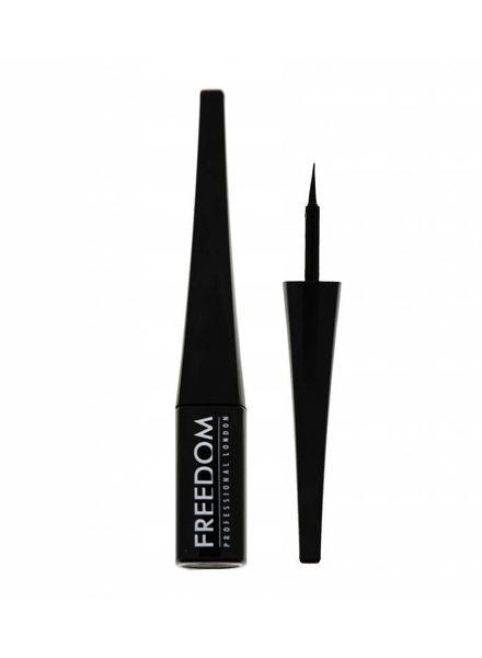 Freedom Makeup London Freedom Pro Line Waterproof Black