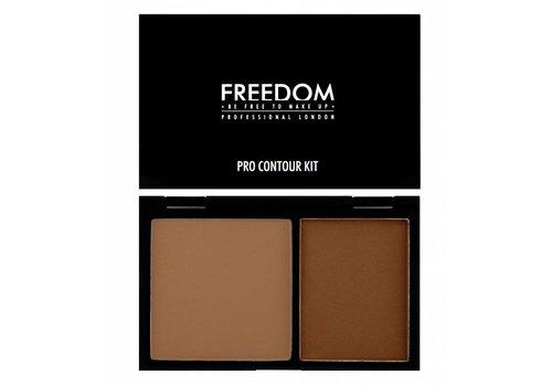 Freedom Makeup London Contour Medium 02