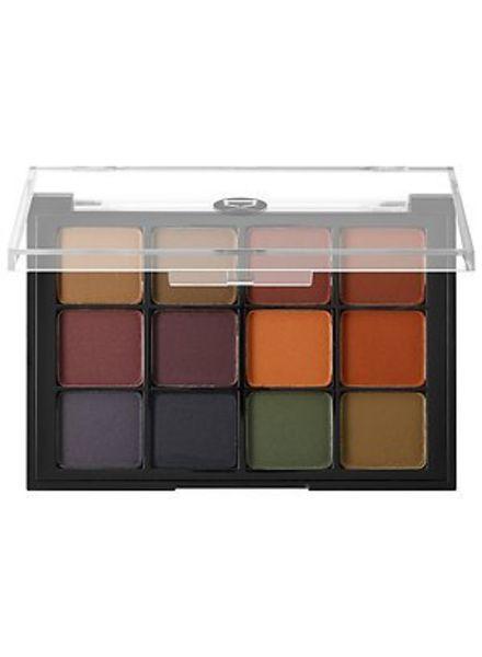 Viseart Viseart 12 Eyeshadow Palette 04 Dark Matte