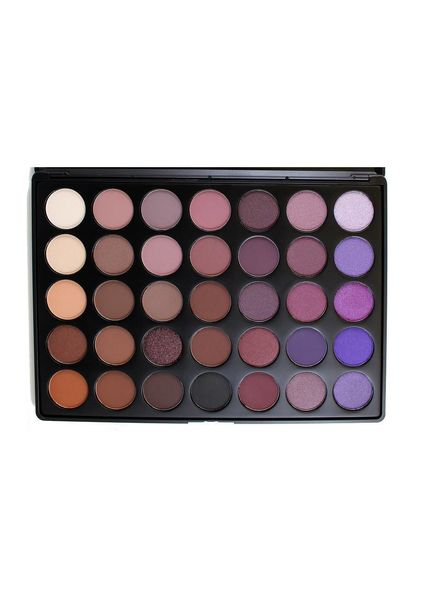 Morphe Brushes Morphe 35P - 35 Color Plum Palette