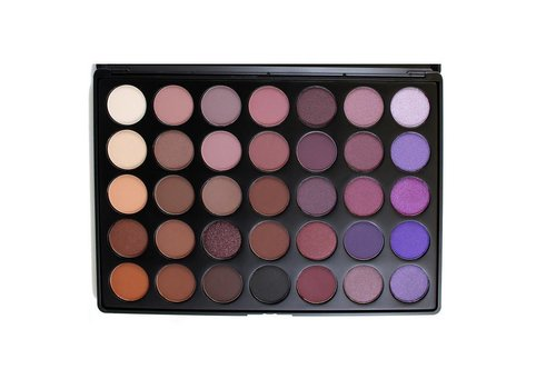 Morphe Brushes 35P Plum Eyeshadow Palette