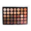 Morphe Brushes Morphe 35O 35 Color Nature Glow Eyeshadow Palette
