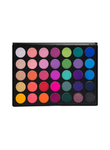 Morphe Brushes Morphe 35B - 35 Color Glam Palette