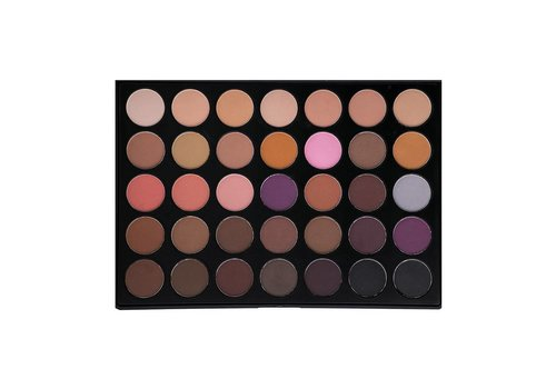 Morphe Brushes 35N Matte Eyeshadow Palette