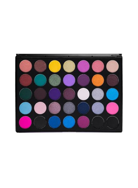 Morphe Brushes Morphe 35S 35 Color Smokey Eye Palette