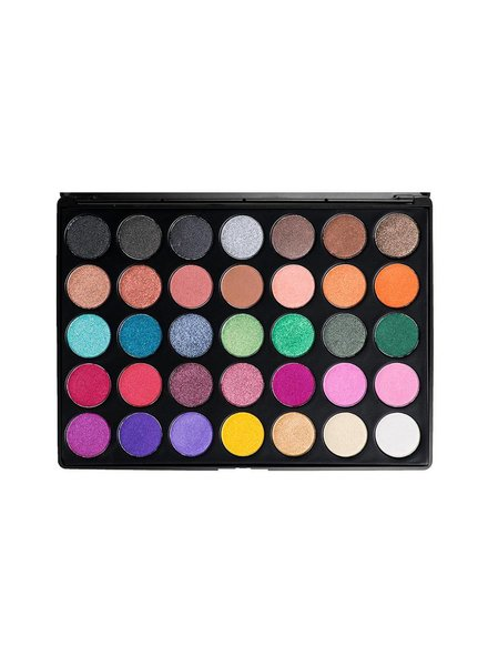 Morphe Brushes Morphe 35U Multi Color Shimmer Palette