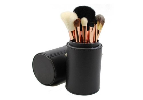 Morphe Brushes 7 pc Rose Holiday Set