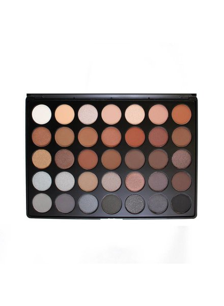 Morphe Brushes Morphe 35K - 35 Color Koffee Eyeshadow Palette