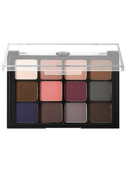 Viseart Viseart 12 Eyeshadow palette 07 Cool Matte